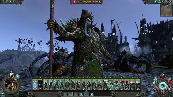 Скриншот №12 к Total War WARHAMMER II - Curse of the Vampire Coast