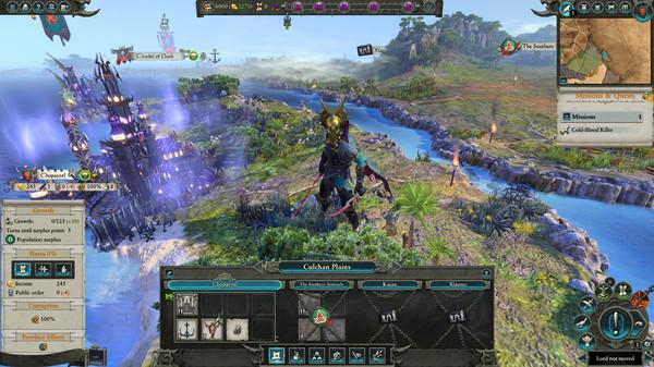 Скриншот №2 к Total War WARHAMMER II - Lokhir Fellheart