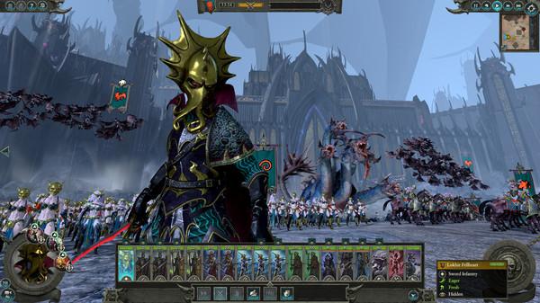 Скриншот №3 к Total War WARHAMMER II - Lokhir Fellheart