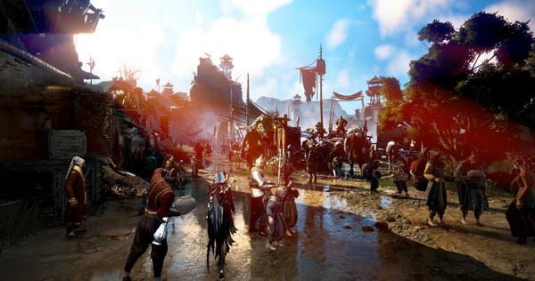 Скриншот №3 к Black Desert RU