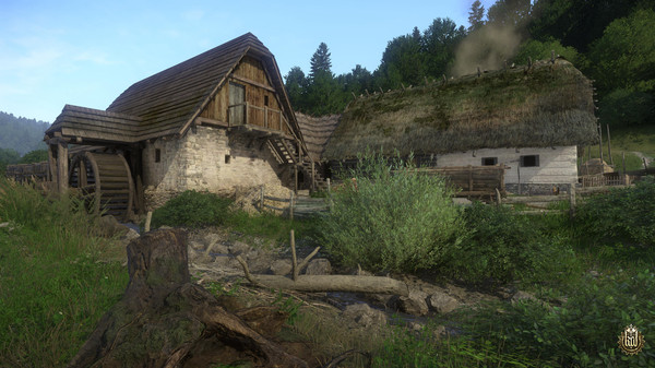 скриншот Kingdom Come: Deliverance - HD Texture Pack 4