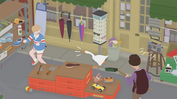 Скриншот №2 к Untitled Goose Game