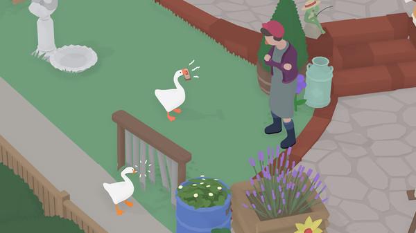Скриншот №9 к Untitled Goose Game