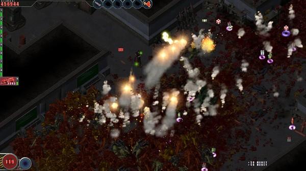 Скриншот №8 к Alien Shooter - The Experiment