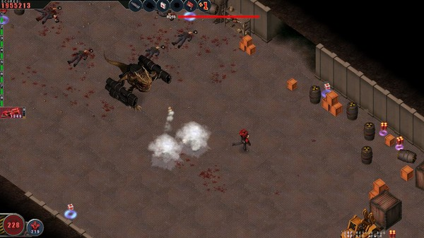 Скриншот №6 к Alien Shooter - The Experiment