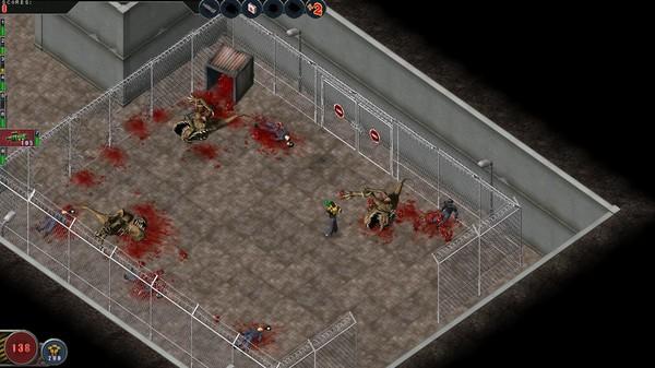 Скриншот №5 к Alien Shooter - The Experiment