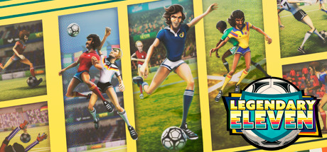 Legendary Eleven: Epic Football Cover Image