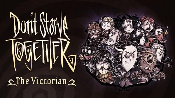 Скриншот №1 к Dont Starve Together Original Survivors Victorian Chest
