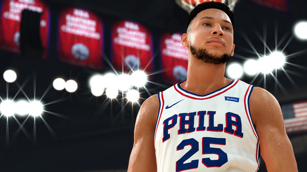 NBA 2K19 скриншот