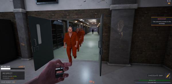 Скриншот №14 к Prison Simulator