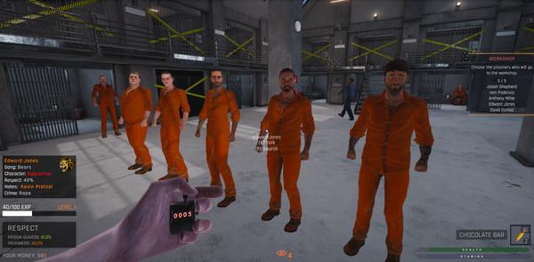 Скриншот №11 к Prison Simulator