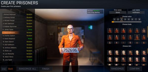 Скриншот №1 к Prison Simulator