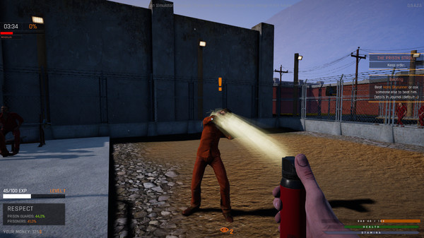 Скриншот №7 к Prison Simulator