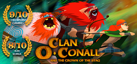 Clan O'Conall and the Crown of the Stag Free Download