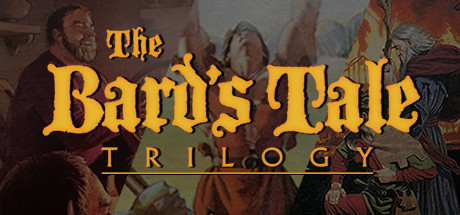 The Bard's Tale Trilogy Cover Image
