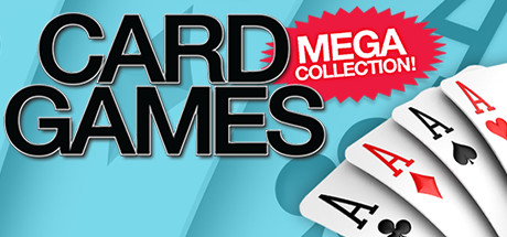 Card Games Mega Collection Cover Image