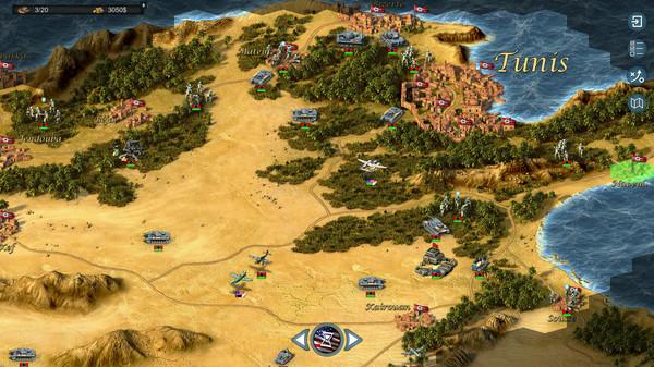 скриншот Tank Operations: European Campaign 5