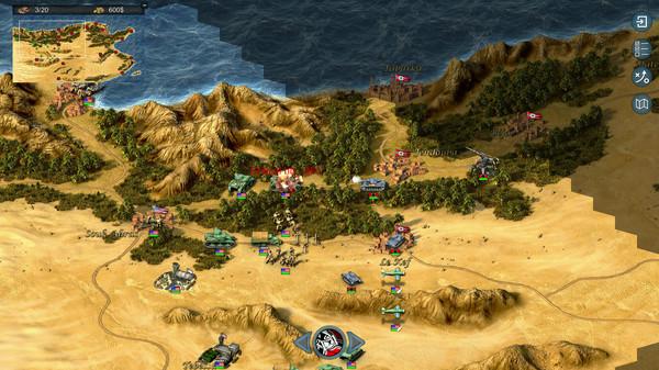 скриншот Tank Operations: European Campaign 1