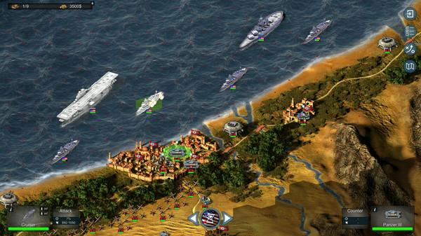 скриншот Tank Operations: European Campaign 0