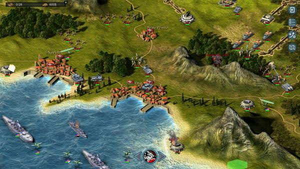 скриншот Tank Operations: European Campaign 3