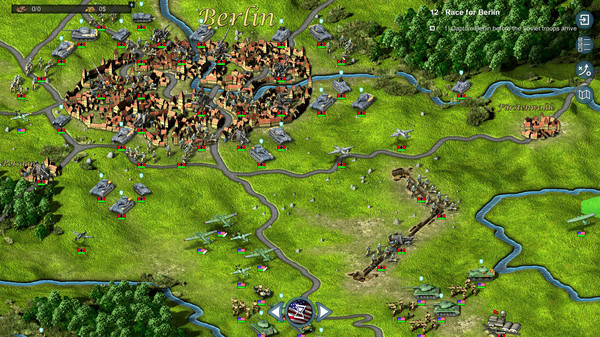 скриншот Tank Operations: European Campaign 2