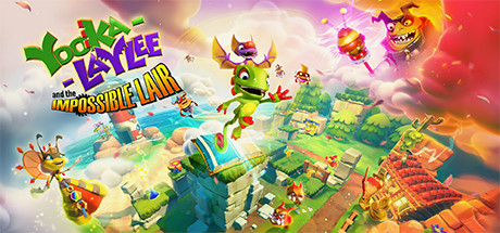 Yooka-Laylee and the Impossible Lair Cover Image
