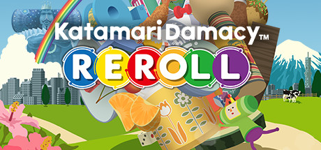 Katamari Damacy REROLL Cover Image
