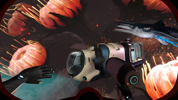 Скриншот №4 к Subnautica Below Zero