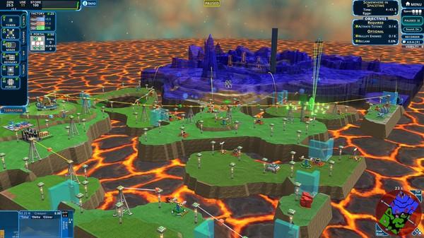 Скриншот №3 к Creeper World 4
