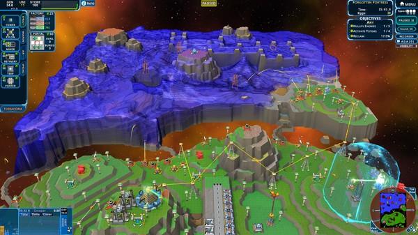 Скриншот №8 к Creeper World 4