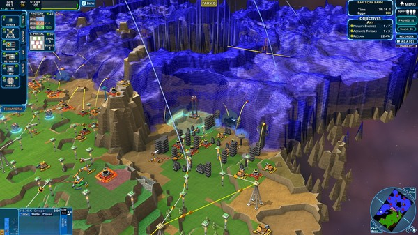 Скриншот №5 к Creeper World 4