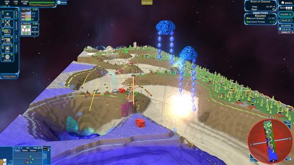 Скриншот №4 к Creeper World 4
