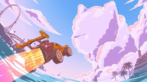 Скриншот №1 к Rocket League x Monstercat Vol. 3