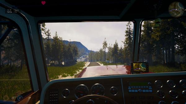 Скриншот №14 к Alaskan Truck Simulator