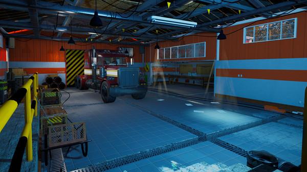 Скриншот №8 к Alaskan Truck Simulator
