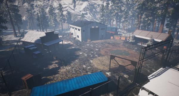 Скриншот №11 к Alaskan Truck Simulator