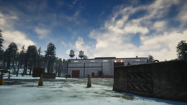 Скриншот №20 к Alaskan Truck Simulator