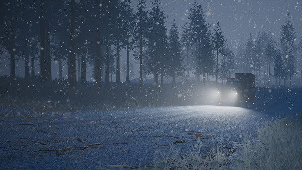 Скриншот №12 к Alaskan Truck Simulator