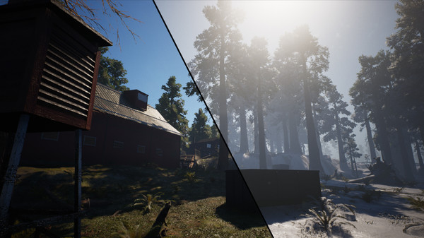 Скриншот №9 к Alaskan Truck Simulator