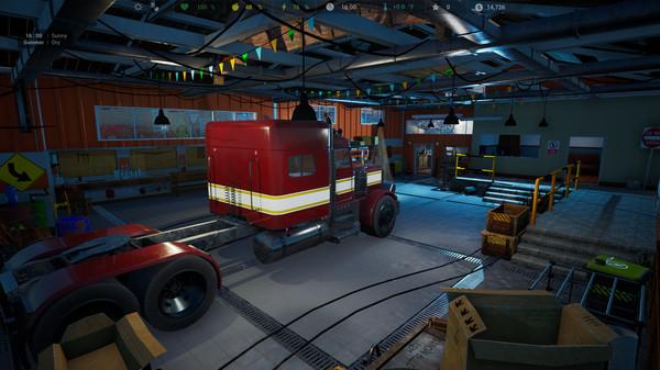 Скриншот №5 к Alaskan Truck Simulator
