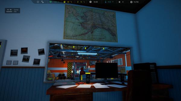 Скриншот №13 к Alaskan Truck Simulator