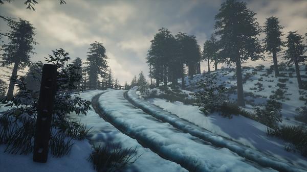 Скриншот №22 к Alaskan Truck Simulator