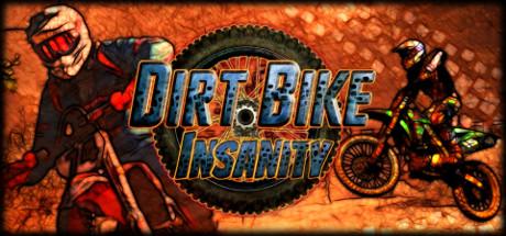 Dirt Bike Insanity Cover Image
