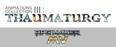 RPG Maker MV - Animations Collection III - Thaumaturgy (DLC)