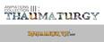 RPG Maker VX Ace - Animations Collection III - Thaumaturgy (DLC)