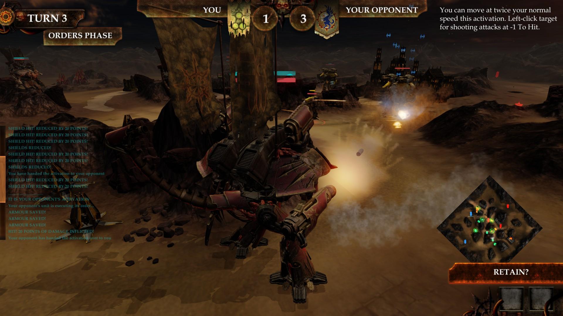 Adeptus Titanicus: Dominus PC