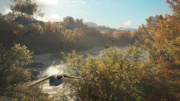 Скриншот №8 к theHunter Call of the Wild™ - Wild Goose Chase Gear