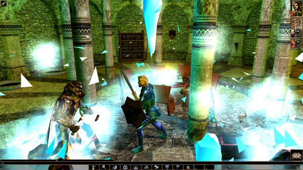 Скриншот №9 к Neverwinter Nights Darkness Over Daggerford