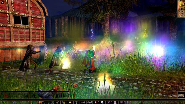 Скриншот №2 к Neverwinter Nights Darkness Over Daggerford