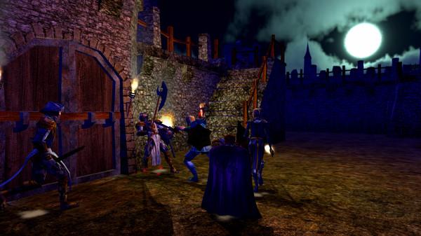Скриншот №10 к Neverwinter Nights Darkness Over Daggerford